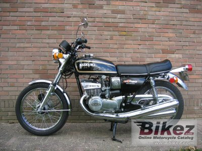 1976 suzuki gt 380 specifications and pictures. Black Bedroom Furniture Sets. Home Design Ideas