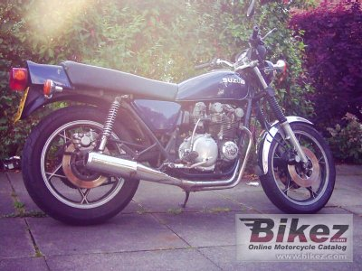 1977 Suzuki GS 550 photo