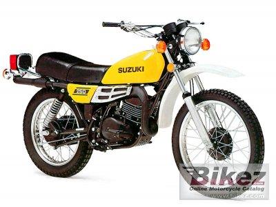 Suzuki Eiger Converters