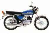 1978 Suzuki GP 125 photo