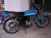 1978 Suzuki GT 125 photo
