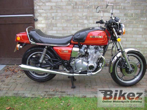 1979 Suzuki GS 850 G photo