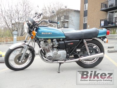 1979 Suzuki GS 750 L photo