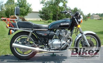 1979 Suzuki GS 750 E photo