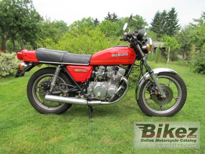 1979 Suzuki GS 500 E photo