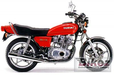 1979 Suzuki GS 400 E photo