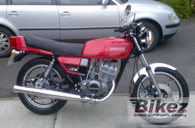 1979 Suzuki GT 250-X 7 E photo