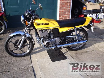 1979 Suzuki GT 200-X 5 E photo