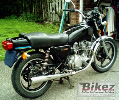1979 Suzuki GS 550 E specifications and pictures