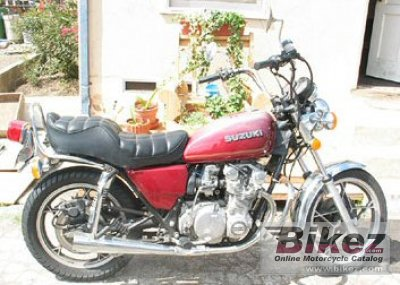 1979 suzuki gs 550 l specifications and pictures