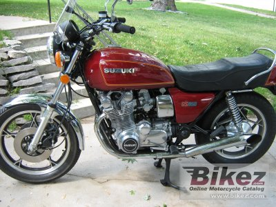 1979 Suzuki GS 850 G