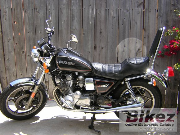 1980 Suzuki GS 850 L photo