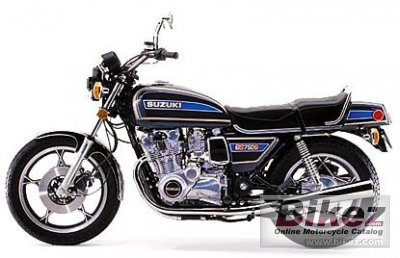 1980 Suzuki GS 850 G photo