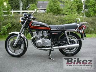 1980 Suzuki GS 500 E photo