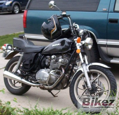 1980 Suzuki GS 450 L photo