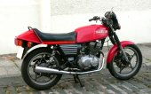 1980 Suzuki GSX 250 photo