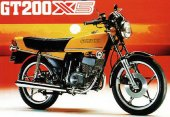 1980 Suzuki GT 200/X 5 E photo