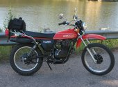 1980 Suzuki SP400 photo
