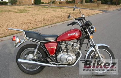 1980 Suzuki GS 250 T photo