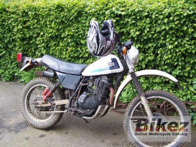 dr 400 s 1980 suzuki dr 400 s specifications and pictures 1980 suzuki dr400 wiring diagram at gsmx.co