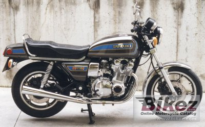 1980 Suzuki GS 1000 G specifications and pictures