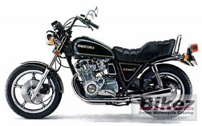 1980 Suzuki GS 1000 L specifications and pictures