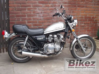 1980 Suzuki GS 550 L specifications and pictures