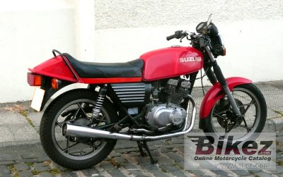 1980 Suzuki Gsx 250 Specifications And Pictures