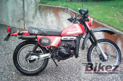 1980 Suzuki Ts 125 Er Specifications And Pictures