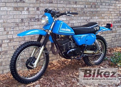 1980 suzuki ts 250 er specifications and pictures. Black Bedroom Furniture Sets. Home Design Ideas