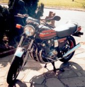 1981 Suzuki GS 1000 G photo