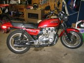 1981 Suzuki GS 750 E photo