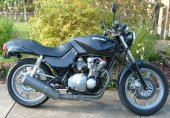 1981 Suzuki GS 550 M Katana photo