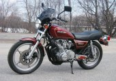 1981 Suzuki GS 550 T photo
