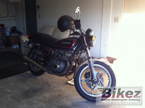 1981 Suzuki GS 550 E photo