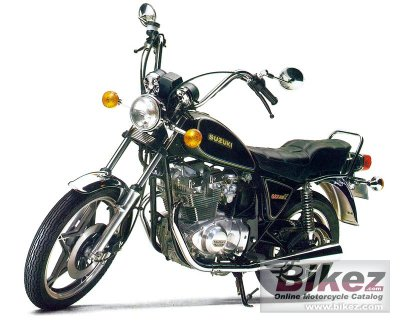 1981 Suzuki GSX 400 L photo