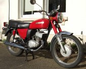 1981 Suzuki SB 200 photo