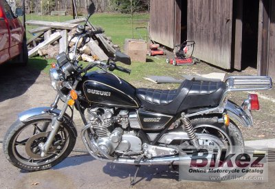 1981 suzuki gs 550 l specifications and pictures