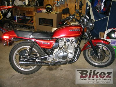 1981 Suzuki GS 750 E specifications and pictures