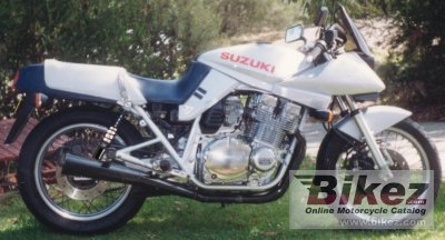 1981 Suzuki Gsx 1100 S Katana Specifications And Pictures