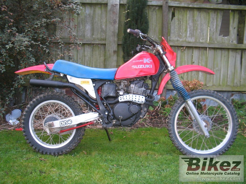 Big  dr 250 s picture and wallpaper from Bikez.com