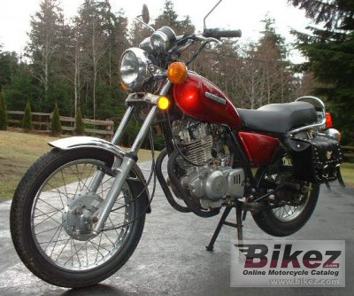 1982 Suzuki GNX 250 E photo