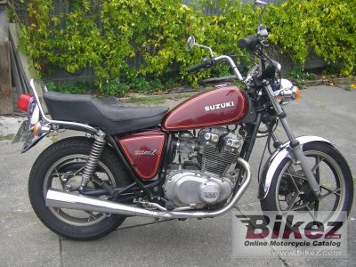 1982 Suzuki GSX 400 L photo
