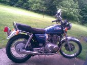 1982 Suzuki GS 450 T photo