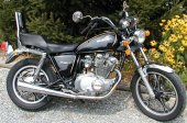 1982 Suzuki GS 450 L photo