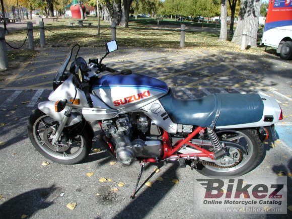 1982 Suzuki GSX 750 S Katana photo