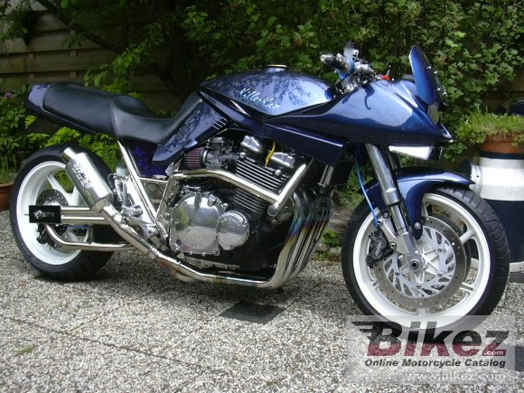 1982 Suzuki GSX 1100 S Katana photo