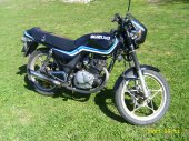 1982 Suzuki GS 125 ESZ photo