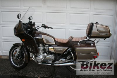 1982 Suzuki GS1100GK photo