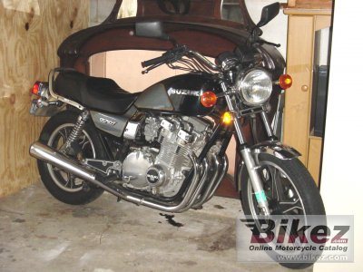 1982 Suzuki GS 750 T specifications and pictures
